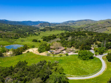 Mike Markkula, Linda Markkula, 35351 E. Carmel Valley Road, rana creek ranch, carmel valley, monterey, ranch, apple, Bill McDavid, Hall and Hall, Pete Clark, Clark Company