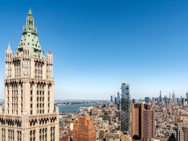 Woolworth Building, Woolworth Tower Residences, Alchemy Properties, New York, New York City, Tribeca,