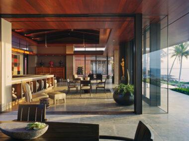 Jim Olson, Olson Kundig, Hawaii, Anne Gunderson, architecture,