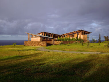 Jim Cutler, Cutler Anderson Architects, Ohana House, Hawaii, North Shore