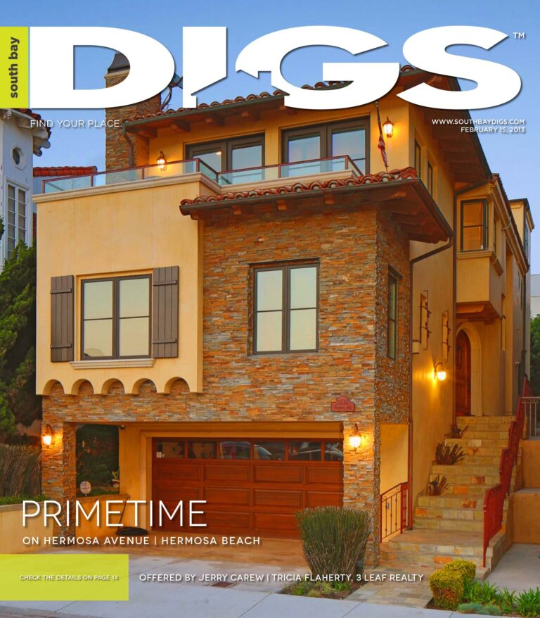 digs, south bay digs, magazine, issue 54, February 15, 2013