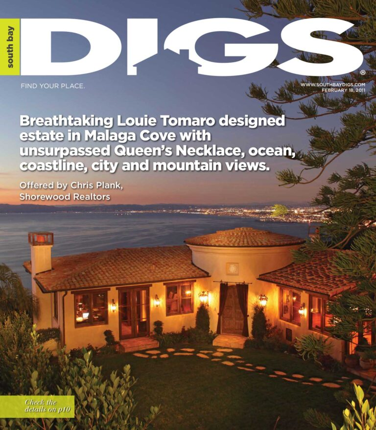 digs, south bay digs, magazine, issue 8, february 18, 2011