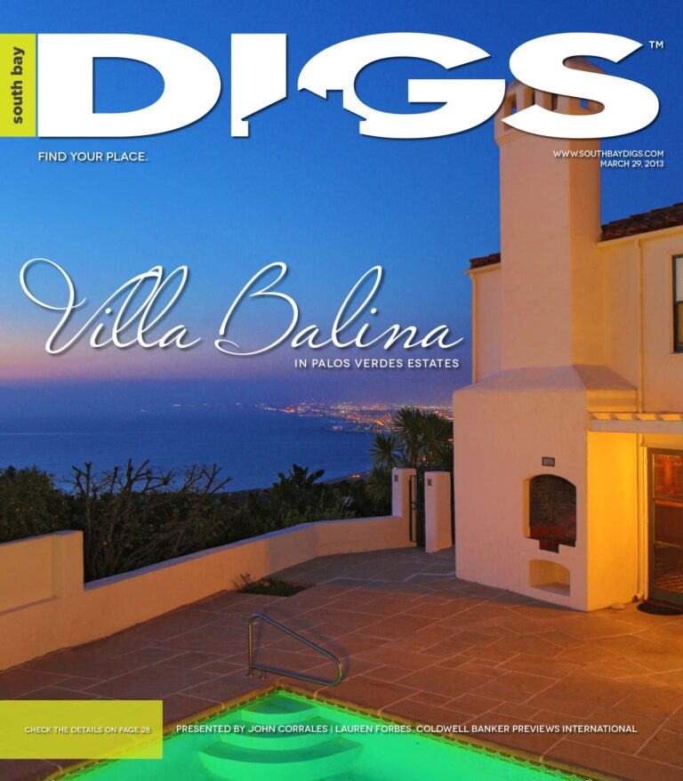 digs, south bay digs, magazine, issue 57, March 29, 2013