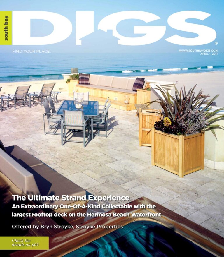 digs, south bay digs, magazine, issue 11, april 1, 2011