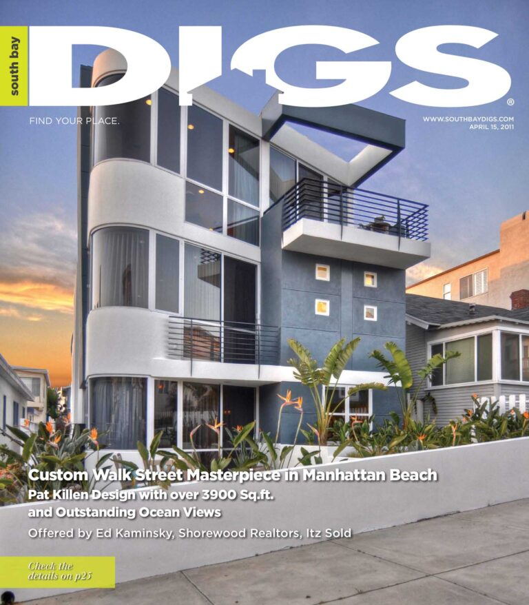 digs, south bay digs, magazine, issue 12, april 15, 2011