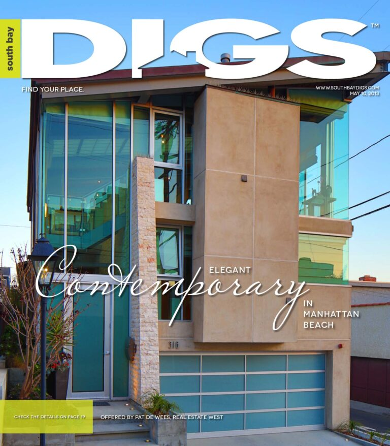 digs, south bay digs, magazine, issue 60, May 10, 2013