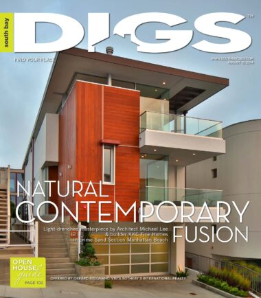 digs, south bay digs, magazine, issue 92, August 15, 2014