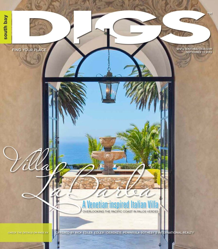 digs, south bay digs, magazine, issue 69, September 13, 2013