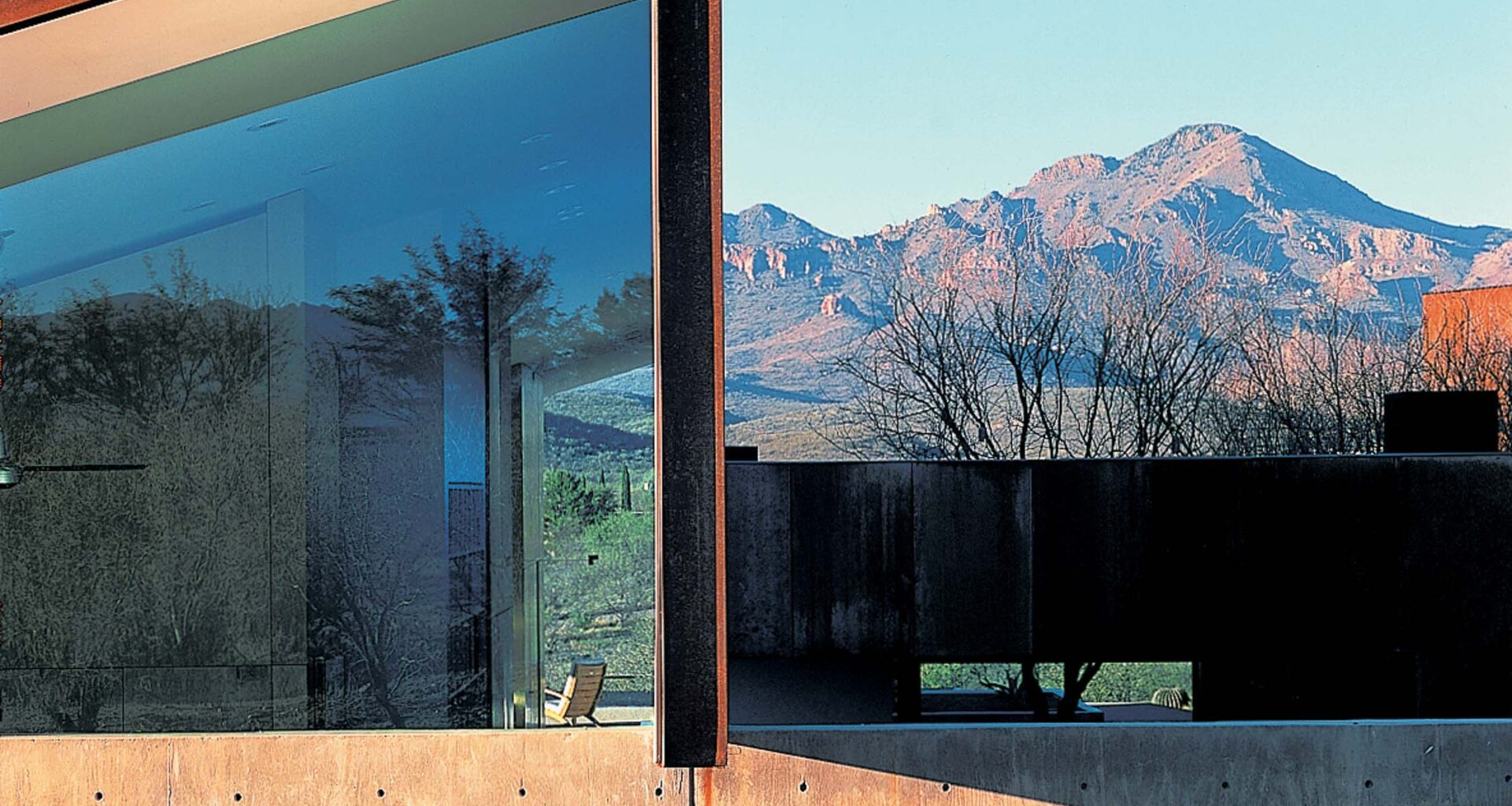 Studio Rick Joy, Tubac House, Tuscon, Arizona, Architecture