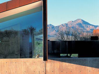 Studio Rick Joy, Tubac House, Tuscon, Arizona, Architecture