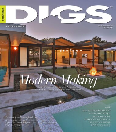 digs, south bay digs, magazine, issue 108, April 24, 2015