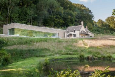 Richard Found, Found Associates, Cotswolds, Architect, Country Home, Minimalist
