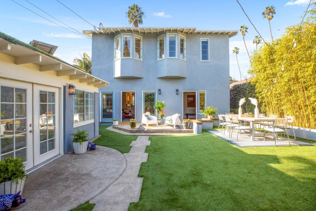Ty Pennington, extreme makover, home edition, trading spaces, patrick delanty, venice, patrice meepos, president's row, los angeles, home, remodel, real estate, property