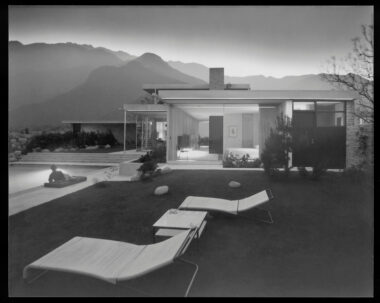 Kaufmann House, Richard Neutra, Palm Springs, architecture, architect, gerard bisignano, vista sotheby's