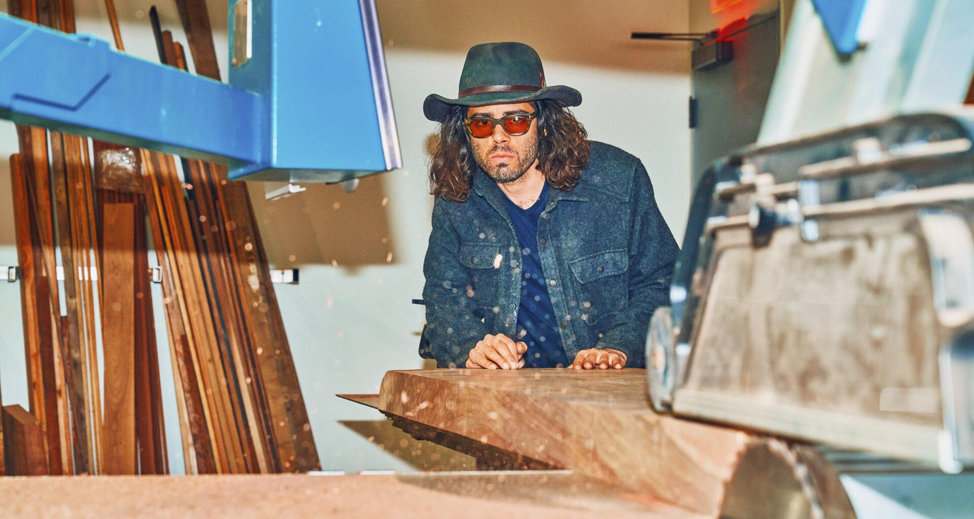 Taylor Donsker, Santa Monica, wood, wooden furniture, woodworking, luxury furniture,