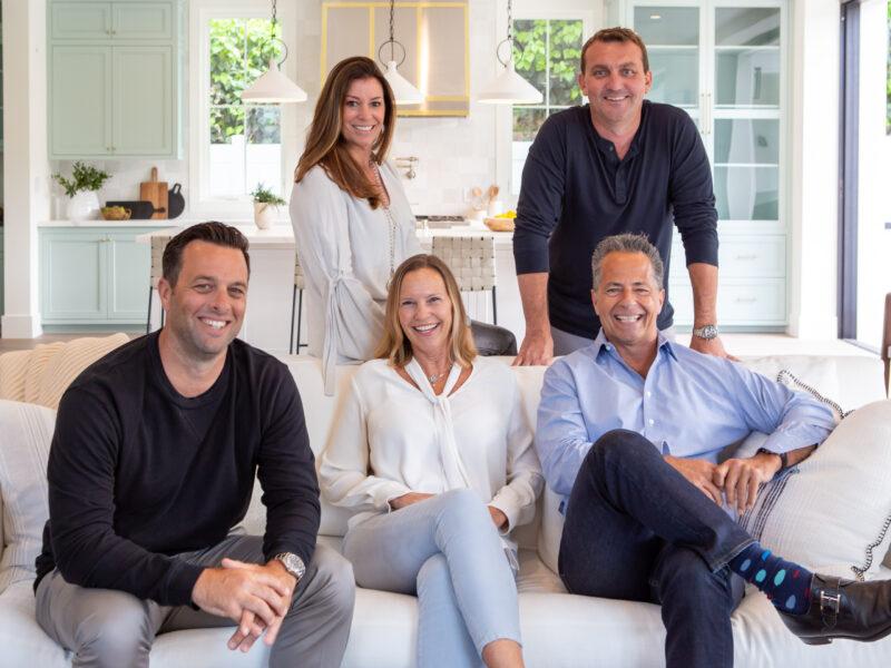 Founding Partners, PACIFICA Properties Group, Lynne Lear, Dan O'Connor, Chris Plank, Jeremy Shelton, Karynne Thim