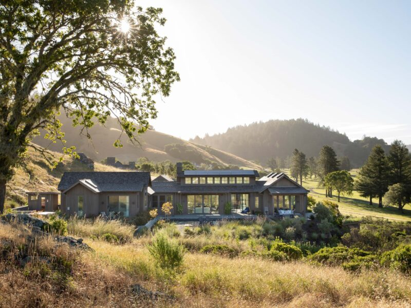 Wade Design Architects, West Marin