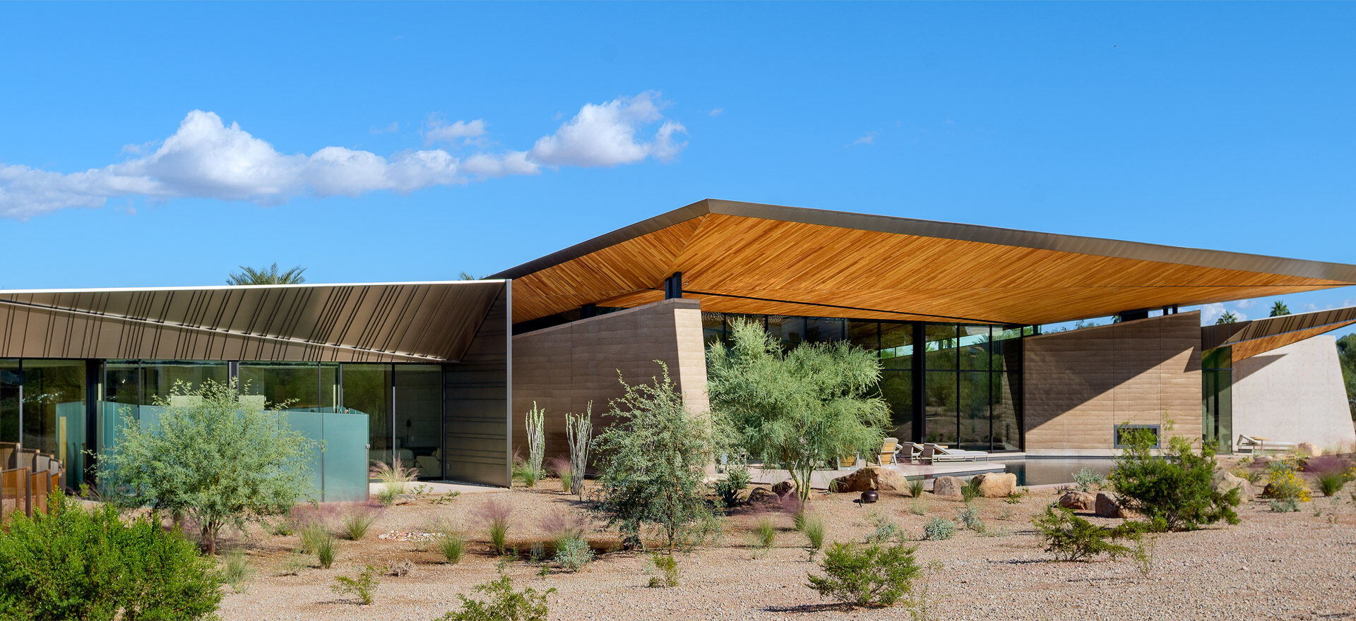Dancing Light, Brent Kendle, Kendle Design Collaborative, Paradise Valley, Arizona, David Michael Miller, GBtwo Landscape Architecture, architecture