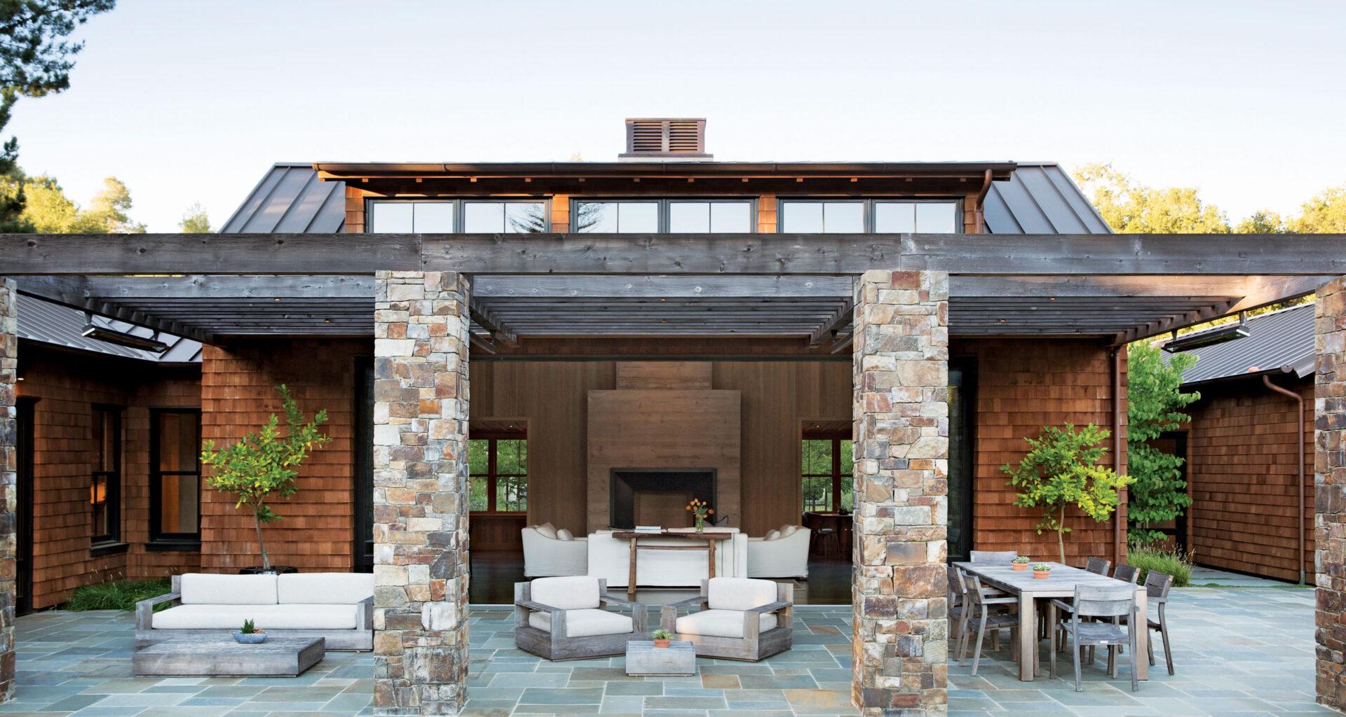 Richard Beard, Bar Architects, Portola Valley, Joseph Esherick, San Francisco, Silicon Valley, Vita Pehar, Westridge, William Wurster